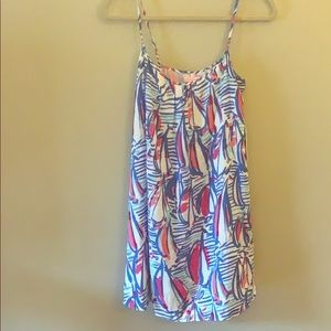 Lilly Pulitzer Red Right Return Dress